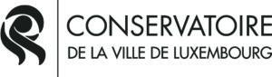 logo conservatoire ville de luxembourg