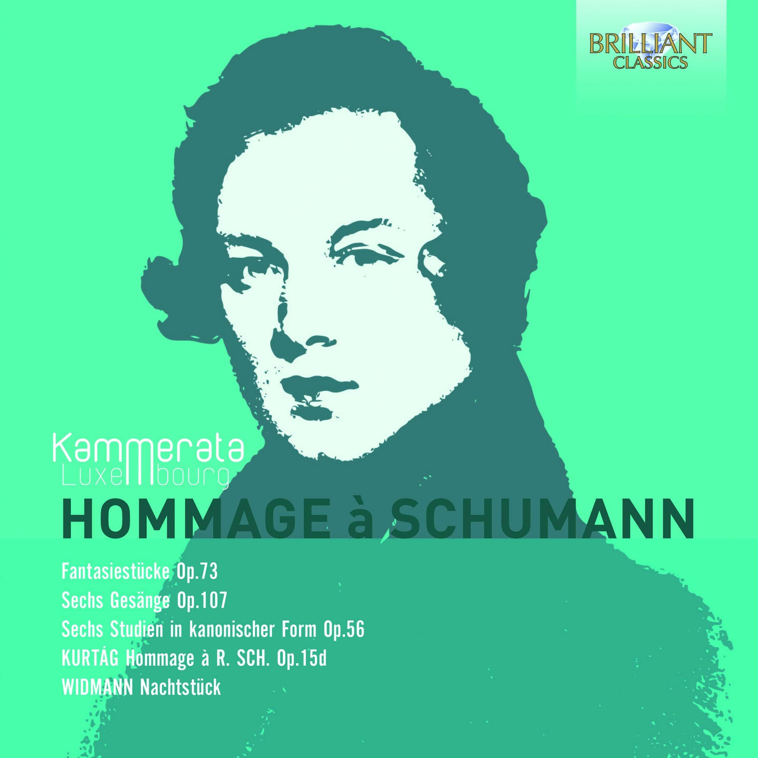 CD Hommage à Schumann