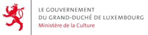Logo ministere de la culture lux